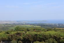 view of st austell bay