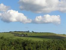 View from Cornhill Road